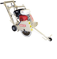 Commercial Tool Rentals NYC Concrete Walk Behind Saw