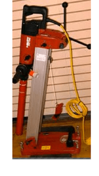 Commercial Tool Rentals NYC core drill hilti dd130