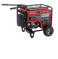 Commercial Tool Rentals NYC 5000 watt generator