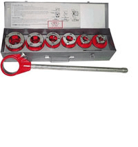 Commercial Tool Rentals NYC Pipe Threader
