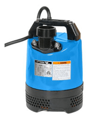 "Commercial Tool Rentals NYC 2"" Submersible Pump"